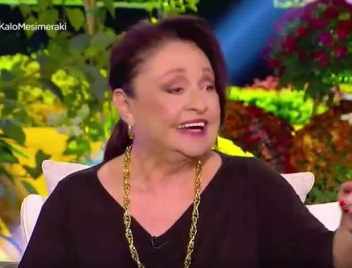 Μίρκα Παπακωνσταντίνου: Αποκάλυψε on air την επική ατάκα που είχε πει στην Ελένη Μενεγάκη