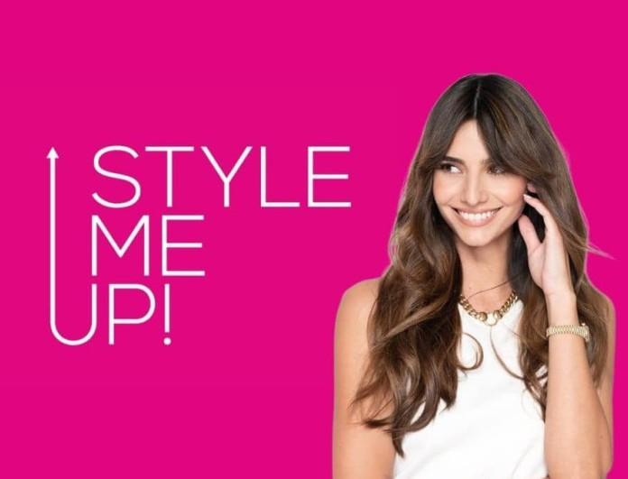 Style me up: Η ανάρτηση της Ηλιάνας Παπαγεωργίου λίγο πριν την πρεμιέρα