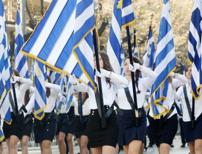 Ματαιώνεται η παρέλαση της 13ης Οκτωβρίου λόγω κρουσμάτων κορωνοϊού