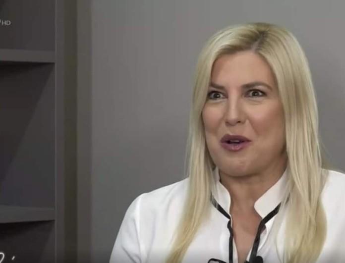 Ράνια Θρασκιά για τον χωρισμό της - «Τίποτα δεν είναι εύκολο...»