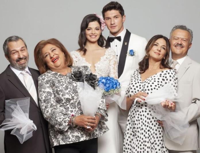 Συμπέθεροι απ' τα Τίρανα: Οι 5 ηθοποιοί από το Κωνσταντίνου και Ελένης που θα παίξουν στη νέα σειρά του Mega