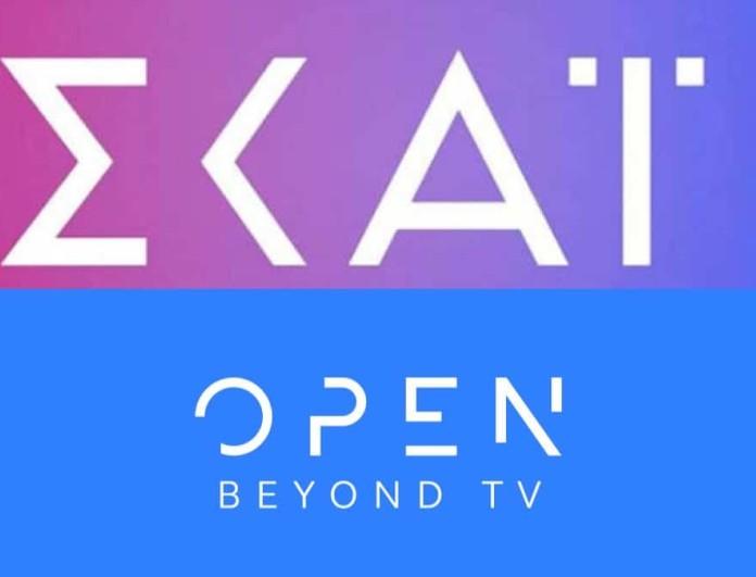 Άφησε το ΣΚΑΪ και έφυγε για Open tv - Η επίσημη ανακοίνωση του σταθμού