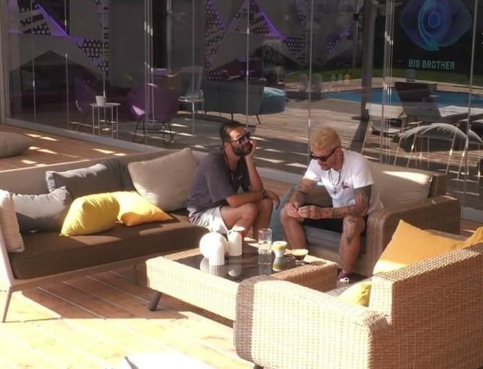 Big Brother 2: Έξαλλος ο Στηβ με την Σύλια - «Να τη στείλω να πάει στο αγόρι της αφού...»