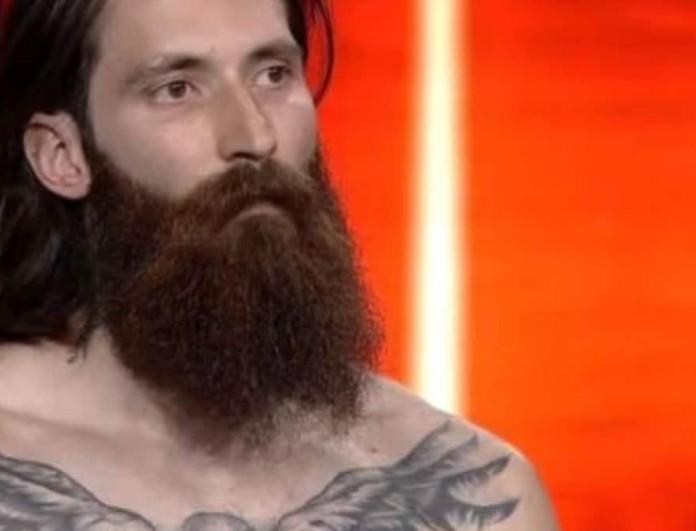 GNTM 4: Άλλος άνθρωπος ο Θοδωρής Τσαρούχας με κοντό μαλλί και χωρίς μούσι πριν πολλά χρόνια