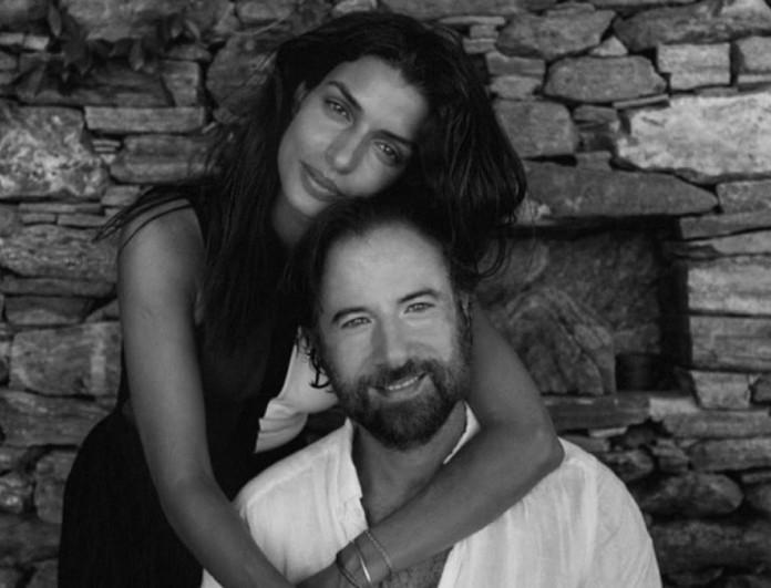 Τόνια Σωτηροπούλου: Η πρώτη φωτογραφία από τον γάμο της με τον Κωστή Μαραβέγια