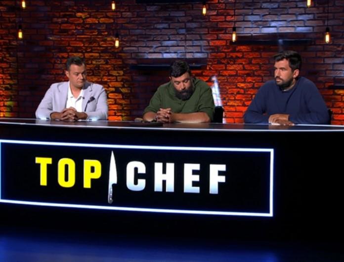 Top Chef: Φαβορί αποχώρησε από τον διαγωνισμό