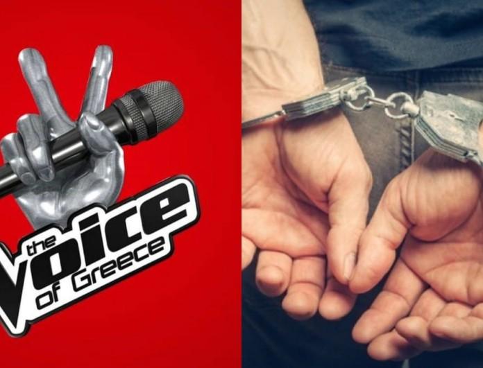 Συνελήφθη τραγουδιστής από το The Voice για διακίνηση ναρκωτικών