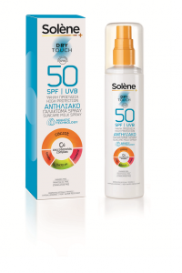 Solene_Dry Touch Milk Spray SPF 50
