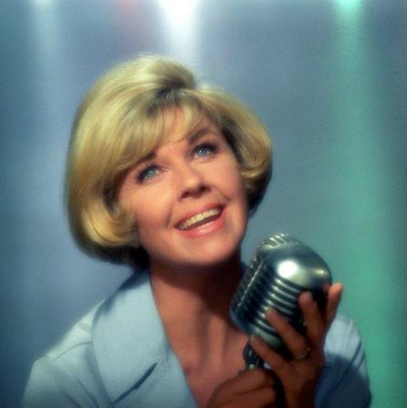Singer Doris Day is shown in this undated publicity photo released to Reuters November 25, 2011. At age 87, Doris Day is not exactly pop music's latest hot young artist. But this week the star of film, TV and music returns to the U.S. record world she conquered more than 60 years ago with a new album,