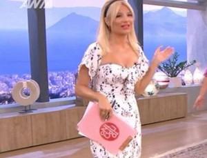 Φαίη Σκορδά: Είδε την Ράνια Θρασκιά στο πλατό του ΑΝΤ1 και έμεινε άφωνη - Έχασε κιλά και έκανε κορμάρα