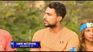 Survivor 4: Σάκης σε Τζέιμς - «Μάθε να μιλάς γιατί είσαι 24 και ακόμα δεν ξέρεις»