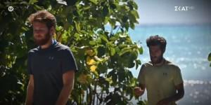 "Survivor 4 trailer 3/3 - Καλίδης: ""Το παρεάκι με τον Τζέιμς, την Άννα Μαρία και τον Μπάρτζη σήμερα κλονίστηκε"""