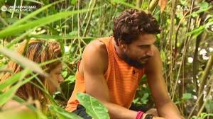 Survivor 4: To Twitter «καρφώνει» Σάκη και Μαριαλένα