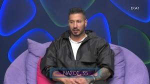 "Big Brother 2: Έσταξε ""φαρμάκι"" ο Νάσος - «Η Άννα έκλαιγε ψεύτικα στην Γραμμή Ζώης»"