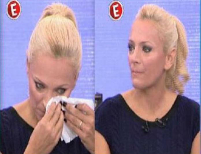 Σπαράζει η Χριστίνα Λαμπίρη για την Νανά Καραγιάννη: \