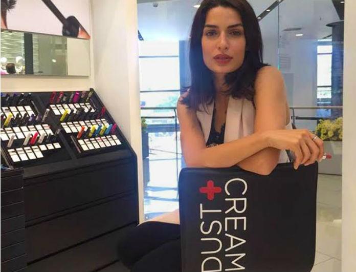 Η Τόνια Σωτηροπούλου μας συστήνει τα DUST+CREAM! Λάμψε με ελληνικά καλλυντικά!