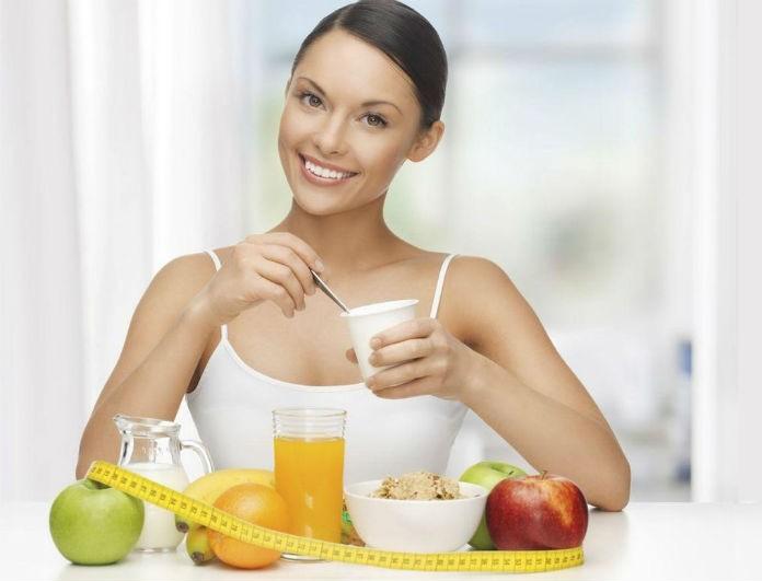 Χάσε βάρος σταθερά για να μην το ξαναπάρεις! Αυτή είναι η χορταστική δίαιτα των τριών γευμάτων