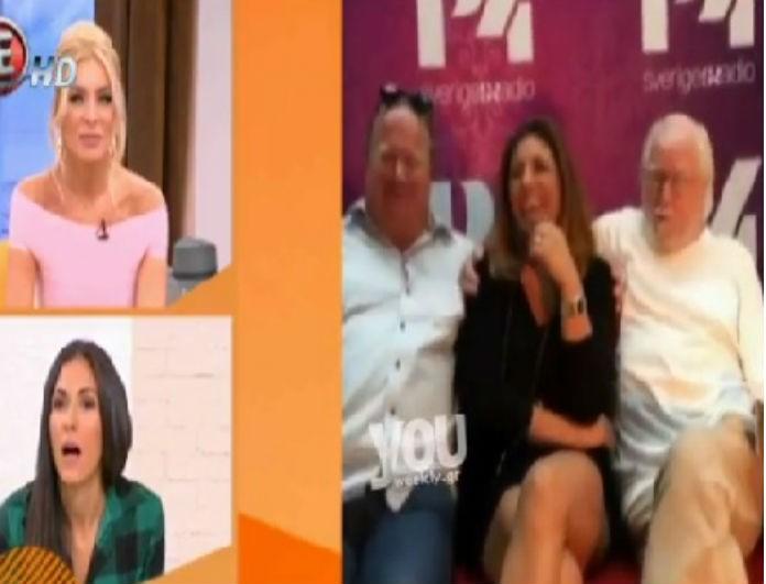 Εκθαμωτική! Με νέο hair look σε σουηδικό show η Έλενα Παπαρίζου -Δείτε την  να χορεύει τσάρλεστον (Βίντεο) b87bdfcc87c