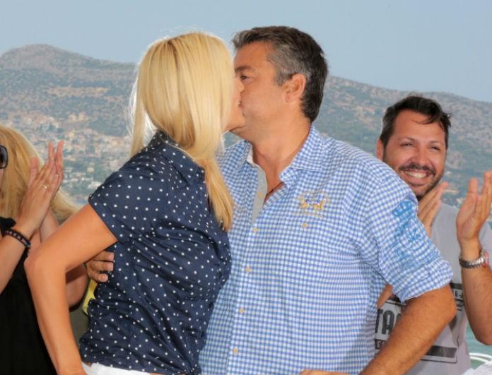 Αποκάλυψη για διαζύγιο Λιάγκα - Σκορδά: \