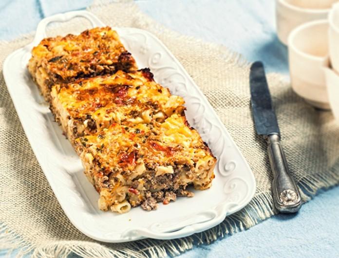 Η καλύτερη συνταγή με διαφορά για ζουμερό παστίτσιο είναι αυτή!