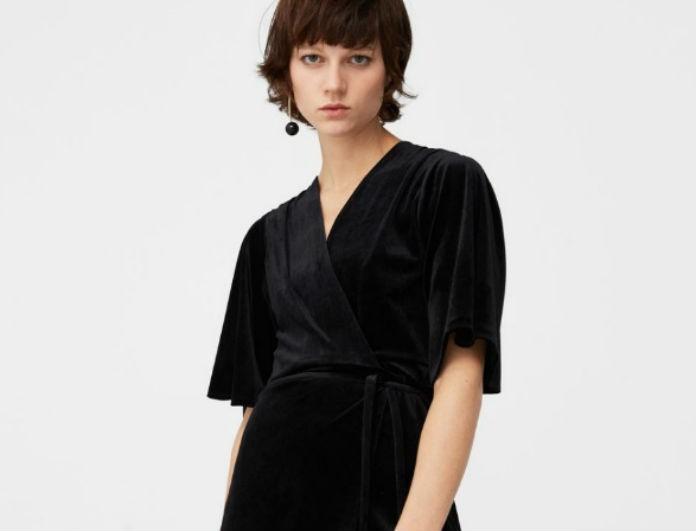 ec17b614ddec Tο ωραιότερο φόρεμα για το ρεβεγιόν είναι βελούδινο και κοστίζει κάτω από  40 ευρώ