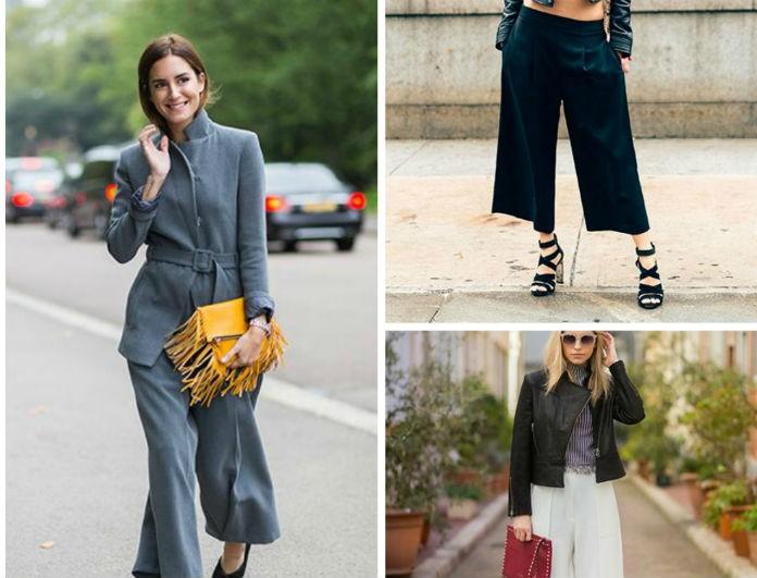 e637d16bd95e Δες πως να φορέσεις τη ζιπ κιλότ σου χωρίς να κάνεις λάθος! - COPY THE LOOK  - Youweekly