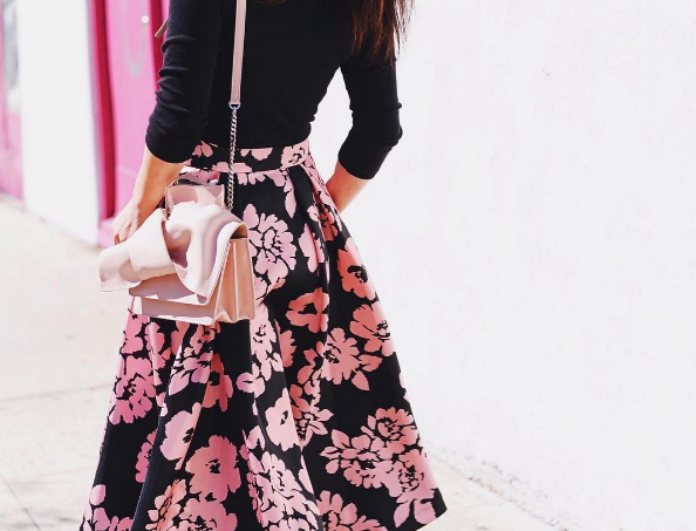 Αυτή είναι η top απόχρωση στα ρούχα για το φετινό καλοκαίρι! Κυριαρχεί στο Instagram και την λατρεύουν οι fashion bloggers! (Photos)