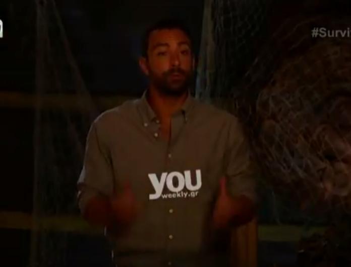 Survivor: Αλλάζουν τα δεδομένα! Τι ανακοίνωσε ο Τανιμανίδης στους παίκτες; (Βίντεο)