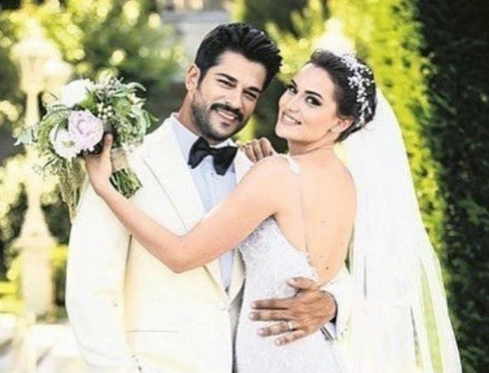 Παντρεύτηκε ο Κεμάλ του \
