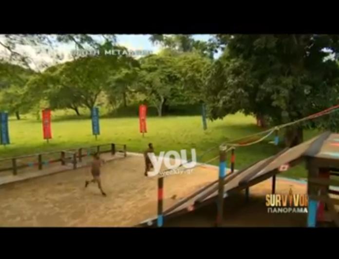 Survivor: Διέρρευσαν πλάνα από το σημερινό αγώνισμα! Η πρώτη νίκη πάει στους... (Βίντεο)
