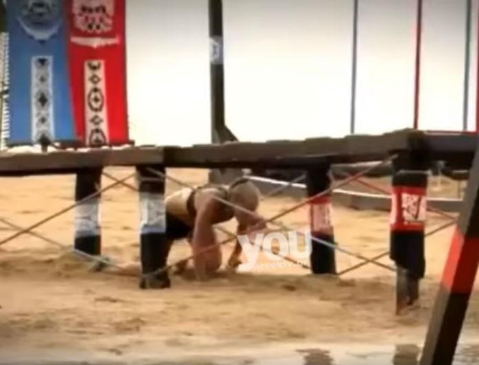 Survivor: Δείτε ολόκληρο το αγώνισμα της Κυριακής πριν παιχτεί στην τηλεόραση! «Μαχητές» ή «Διάσημοι» θα καταφέρουν να κερδίσουν; (Βίντεο)