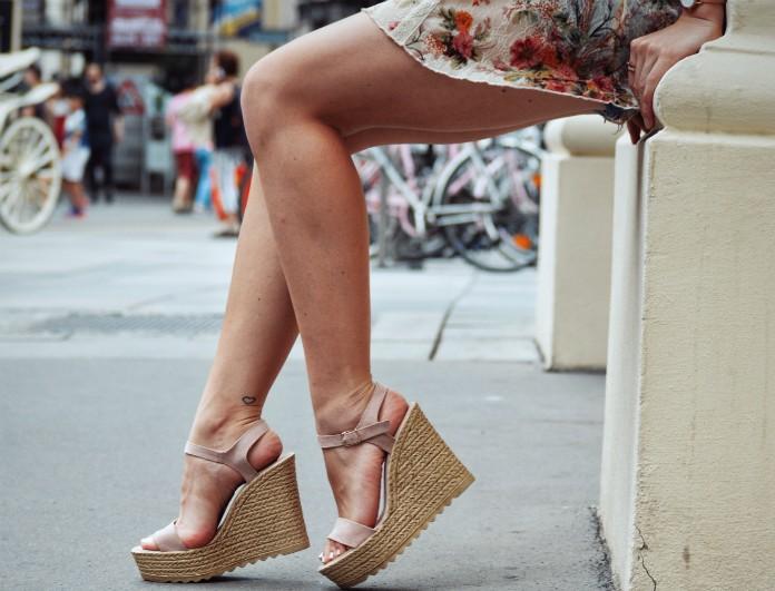 Stylish παπούτσια σε τέλειες τιμές!