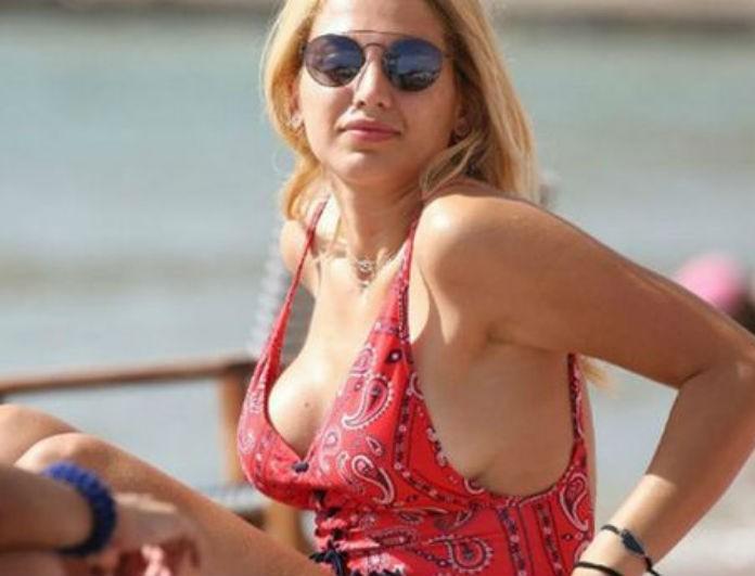 Η Κωνσταντίνα Σπυροπούλου απαντά με τον καλύτερο τρόπο για όσους σχολίασαν το σώμα της! Ανέβασε αρετουσάριστη φωτογραφία της και...