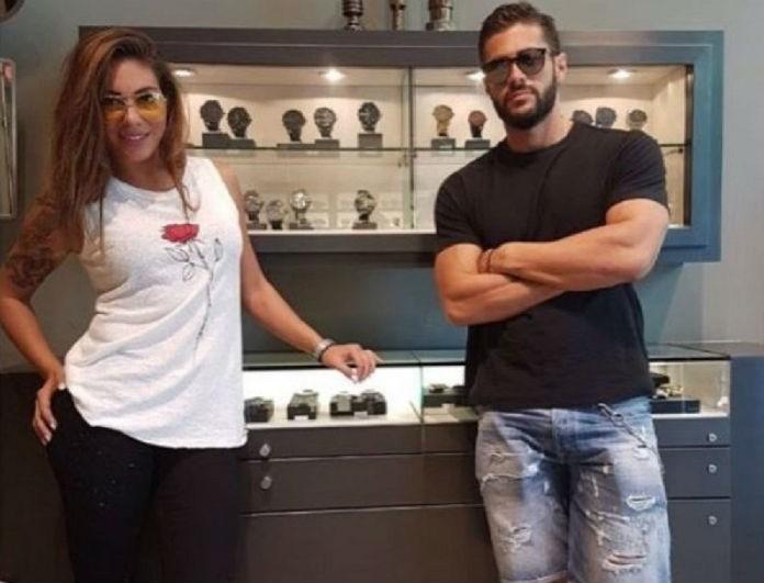 Νέα έξοδος και νέα φωτογραφία στο instagram για Ευρυδίκη Βαλαβάνη και Κωνσταντίνο Βασάλο! (Photo)