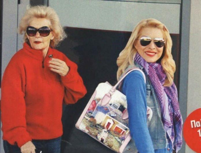 Η νέα φωτογραφία της Ελένης Μενεγάκη στο instagram που προκάλεσε το σχόλιο της μητέρας του Ματέο Παντζόπουλου!