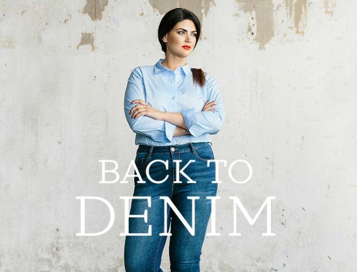 BACK TO DENIM by Parabita