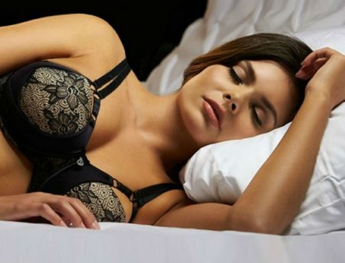 3491cc557637 Πόσο επικίνδυνο είναι να κοιμάσαι φορώντας το σουτιέν σου  - HEALTH ...