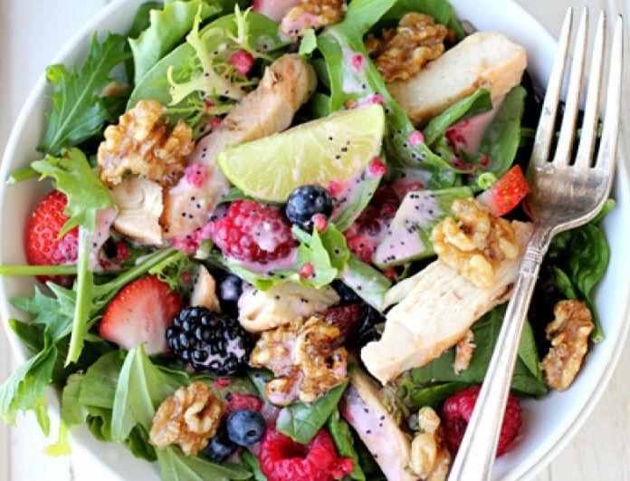 Αδύνατη σε χρόνο μηδέν: Αυτός είναι ο καλύτερος συνδυασμός τροφών για ευεξία και αδυνάτισμα