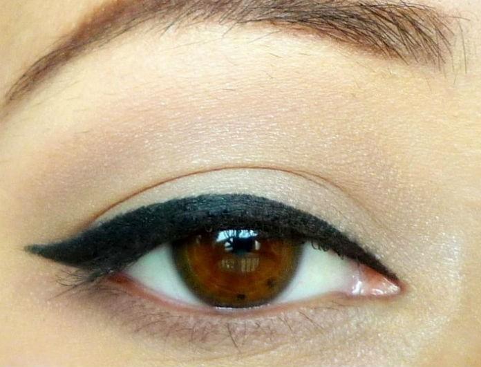 Ξέμεινες από eye liner; Ξέρουμε τι μπορείς να κάνεις!
