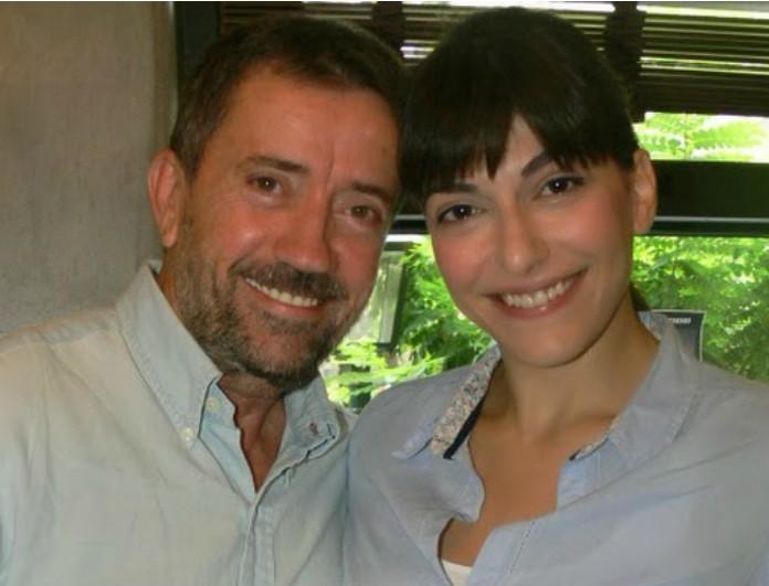Σπύρος Παπαδόπουλος-Νικολέτα Κοτσαηλίδου: Σπάνια δημόσια εμφάνιση του ζευγαριού! Που πέρασαν το βράδυ τους!