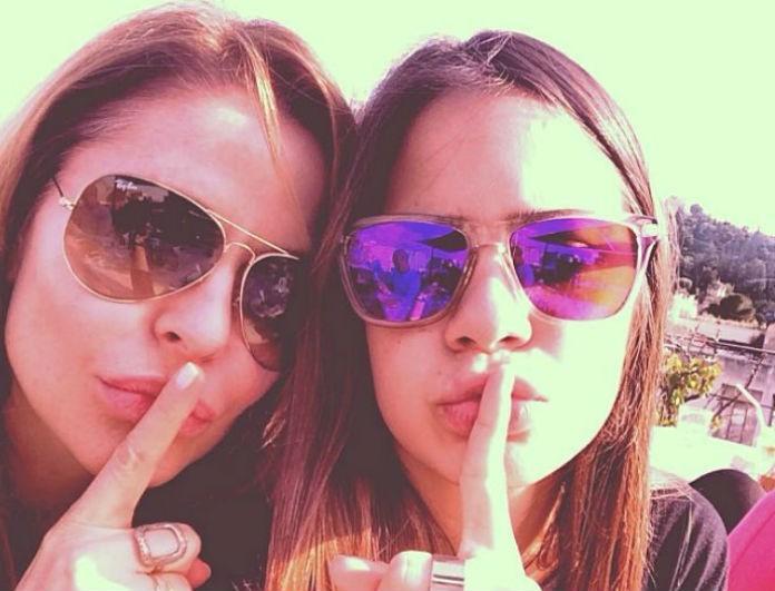 Δεν φαντάζεστε τι έκανε εχθές το μεσημέρι η Τζένη Μπαλατσινού με την κόρη της στην Αμερική! Δείτε το στιγμιότυπο που ανέβασε στο instagram (Photo)