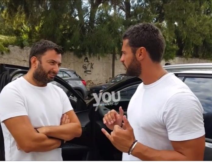 Κωνσταντίνος Βασάλος: Δείτε τον να παραλαμβάνει το αυτοκίνητο που κέρδισε στο Survivor! Τα έκανε όλα άνω κάτω! (βίντεο)