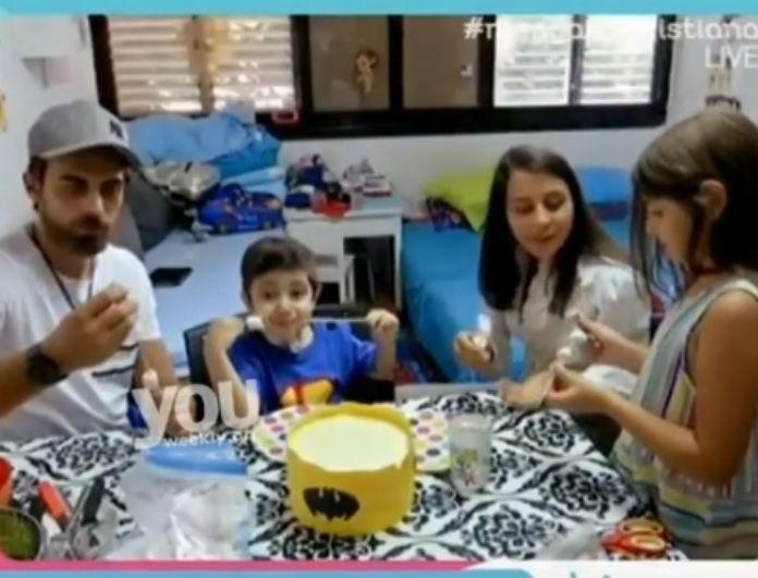 Το βίντεο που θα σας κάνει να δακρύσετε! Η επίσκεψη του Μάριου Πρίαμου Ιωαννίδη στον μικρό Λάμπρο! Η μάχη που δίνει και η στήριξη του παίκτη του Survivor! (βίντεο)