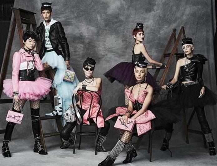 Biker Ballerinas: Η νέα συλλογή του Moschino από τον Jeremy Scott σκοτώνει!