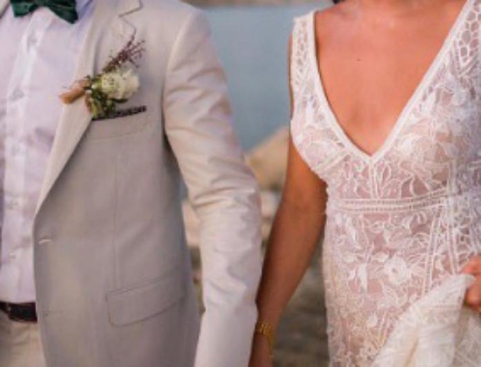Μυστικός γάμος στη showbiz! Γνωστή ηθοποιός παντρεύτηκε και δεν το πήρε κανείς χαμπάρι (Photos)