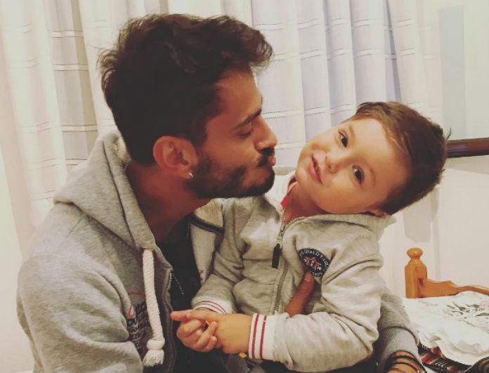 Τι γλυκό! Η τρυφερή φωτογραφία του Σάββα Γκέντσογλου με τον γιο του Βασίλη που μας ξετρέλανε!