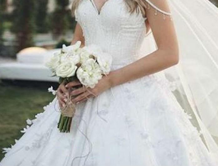 Γάμος στην showbiz! Γνωστή πρωταγωνίστρια παντρεύτηκε τον αγαπημένο της και δεν το πήρε χαμπάρι κανείς!