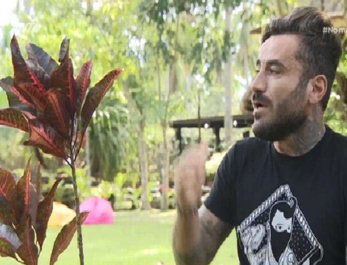 Nomads : Γιώργος Μαυρίδης συγκλονιστικός:«Είμαι μόνος, δεν είναι γαλαζοαίματοι!\'\' ( βίντεο)