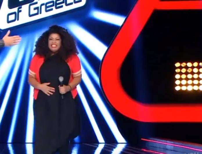 The Voice: Η πρώην σύζυγος του Μπο διαγωνίσθηκε στο show τραγουδιού! Κατόρθωσε να περάσει στην επόμενη φάση; (βίντεο)