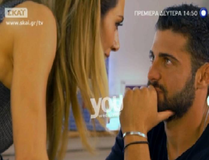 «ΕΔΩ» : Δείτε για πρώτη φορά το τρέιλερ της νέας εκπομπής της Ντορέττας Παπαδημητρίου με τον Κωνσταντίνο Βασάλο! (βίντεο)